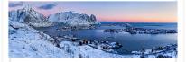 Lofoten Islands Panoramic