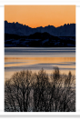 Sortland Orange Sunset
