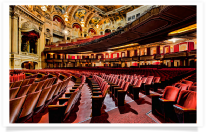 Chicago Theater Auditorium