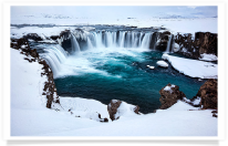Godafoss - Waterfall of the Gods 3