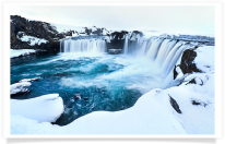 Godafoss - Waterfall of the Gods 2