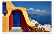 Greece, including Santorini, Naxos and Athens