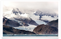 Mountains and Ice - Tierra del Fuego