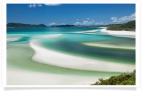 Hill Inlet View of Whitsunday Island Waters