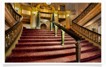 Chicago Theater Staircase